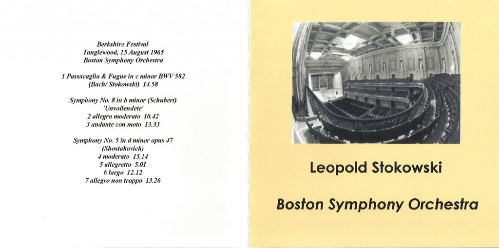 BSO 15-8-1965
